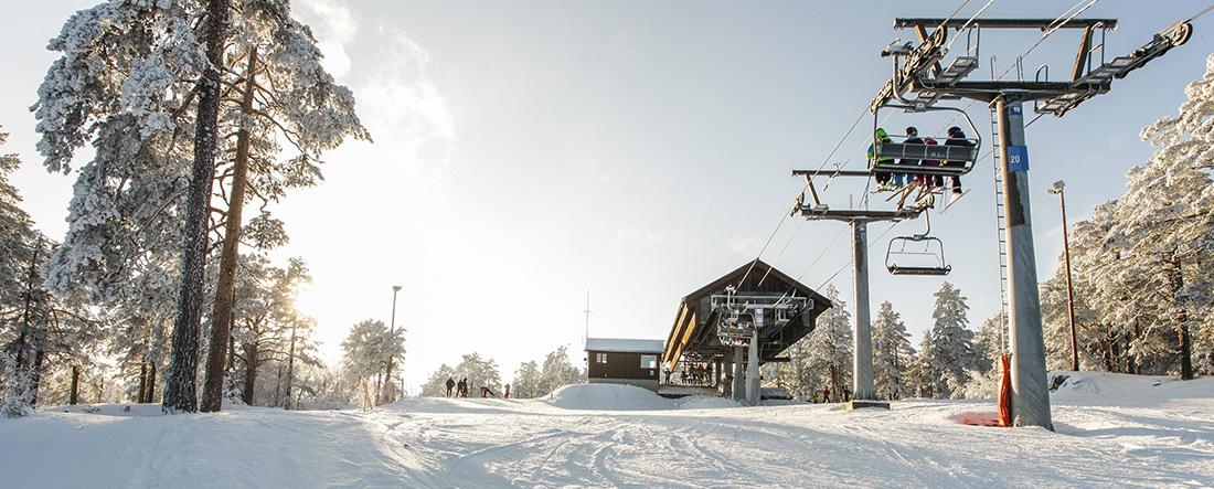 Skiheisen